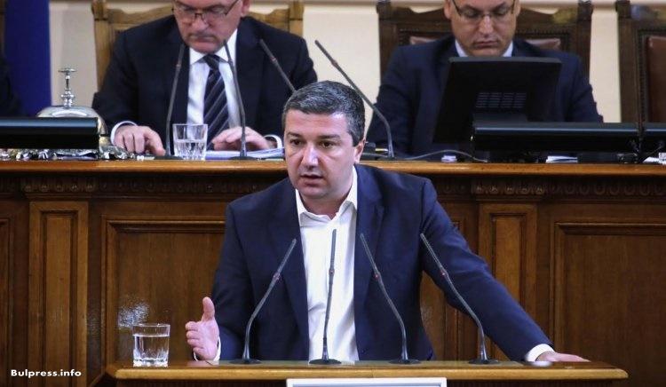 Драгомир Стойнев: БСП няма място в парламента докато в него не се обсъжда дневният ред на обществото