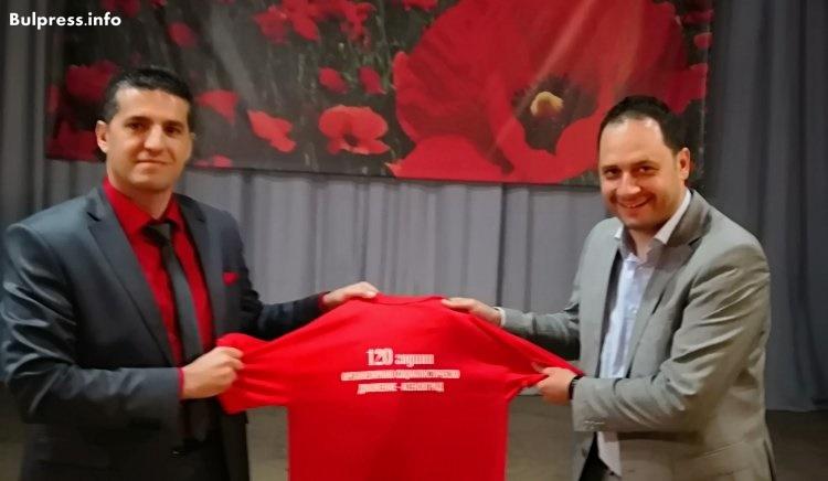 Петър Витанов: Убеден съм в осъзнатата необходимост от промяна в България