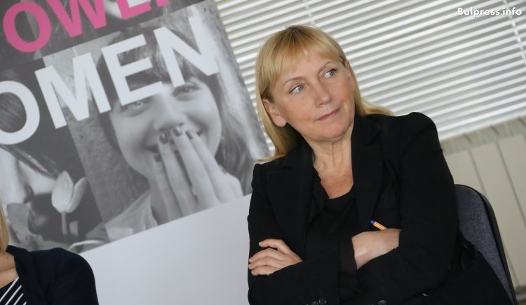 Елена Йончева: Големият проблем, свързан с насилието над жени, е бедността