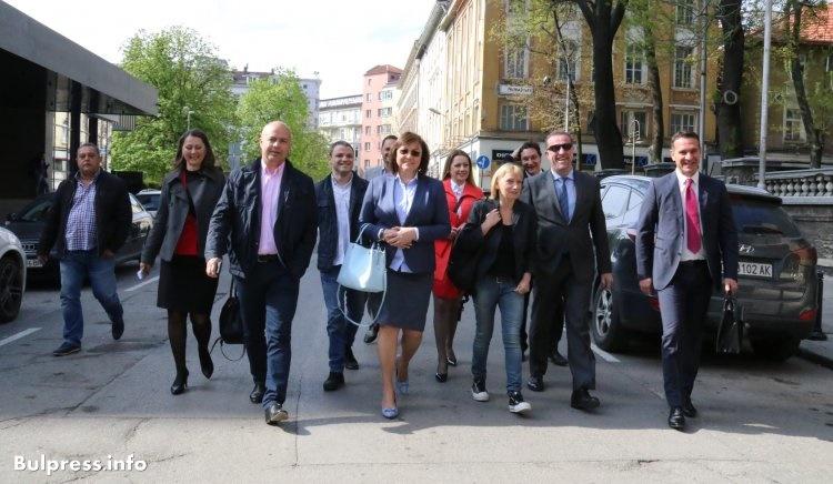 Корнелия Нинова: Регистрирахме силна листа с ярки хора