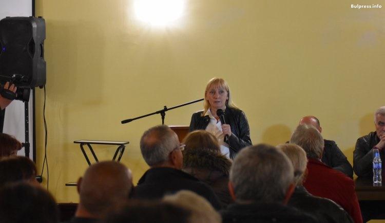 Елена Йончева: На европейските избори гласуваме не само за своето бъдеще, но и за бъдещето на децата си