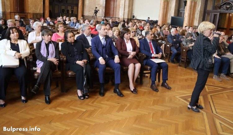 Корнелия Нинова: Без свобода на словото, няма истина
