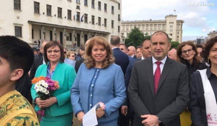Корнелия Нинова: Да се чувстваме горди, че сме дали писменост на славянските народи