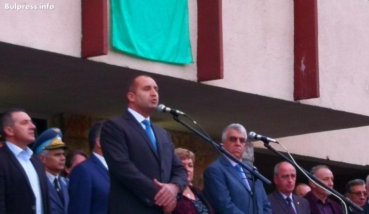 Кандидатите за евродепутати от БСП за България взеха участие в честванията на Априлското възстание