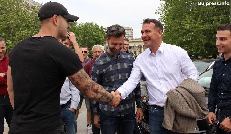 Крум Дончев: Трябва да вървим с висока скорост към Европа