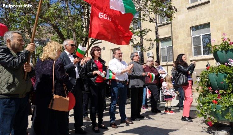 Пенчо Милков: Борбата срещу бедността на работещите продължава и днес