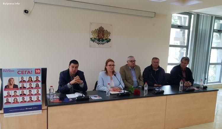 Деница Златева в Несебър: Необходима е ясна държавна политика за насърчаване и подпомагане на туризма