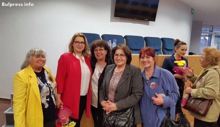 Деница Златева: Пътят към промяна на България минава през спечелване на евроизборите