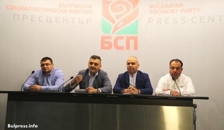 Кирил Добрев: Има административен, полицейски и икономически натиск върху БСП