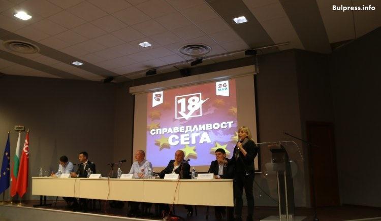 Йончева в Пловдив: Всяко българско дете заслужава достъп до качествено образование