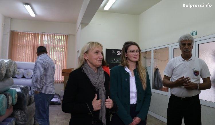 Елена Йончева: Ще се борим за достойни доходи на българите
