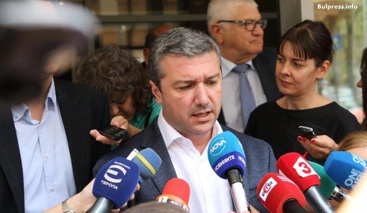 Драгомир Стойнев: Искаме оставката на министър Горанов