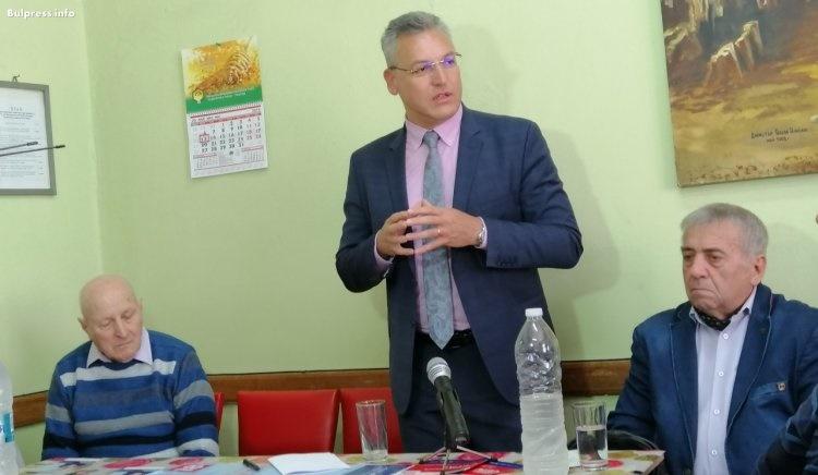 Валери Жаблянов: БСП има и опитни, и млади политици, готови да отстояват интересите на България