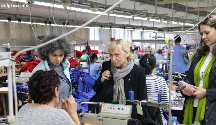 Елена Йончева: Българското производство трябва да бъде подпомагано от държавата