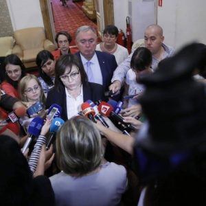 Корнелия Нинова: Да се отложи влизането в сила на Закона за социалните услуги. Внасяме текстове от него в Конституционния съд.