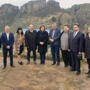 Корнелия Нинова от Белоградчик: БСП има готов специален Закон за Северозапада, предвиждащ 100 млн. лв. държавни инвестиции ежегодно