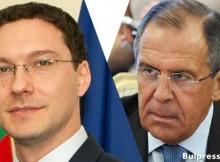 """Лавров и Митов: В отношенията между Русия и България """"възникват недоразумения"""""""