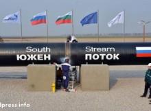 """""""Газпром"""" ще използва положените за """"Южен поток"""" тръби в Черно море за изграждането на """"Турски поток"""""""