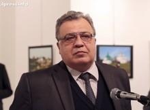 """""""Взгляд"""": Причината за убийството на руския посланик, както и неговата цел, са вече ясни"""