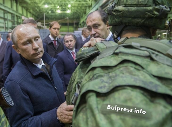 Путин разкри ключови цифри, свързани с руските военни!