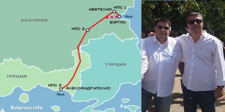 """Зафиров обясни, че това НЕ Е ОКОНЧАТЕЛНАТА програма на БСП за проекта """"Бургас – Александруполис"""""""