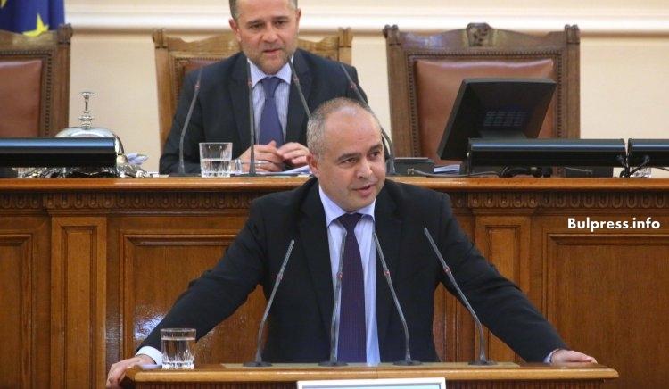 Георги Свиленски: Ще сме опозиция, която отстоява национални каузи