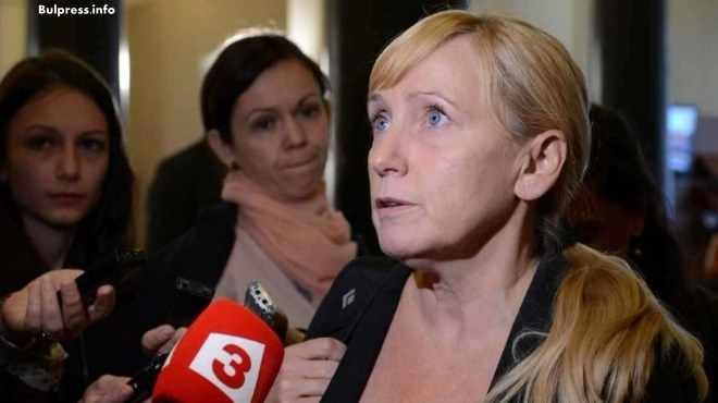 Елена Йончева завежда дело за клевета срещу Цветанов заради КТБ