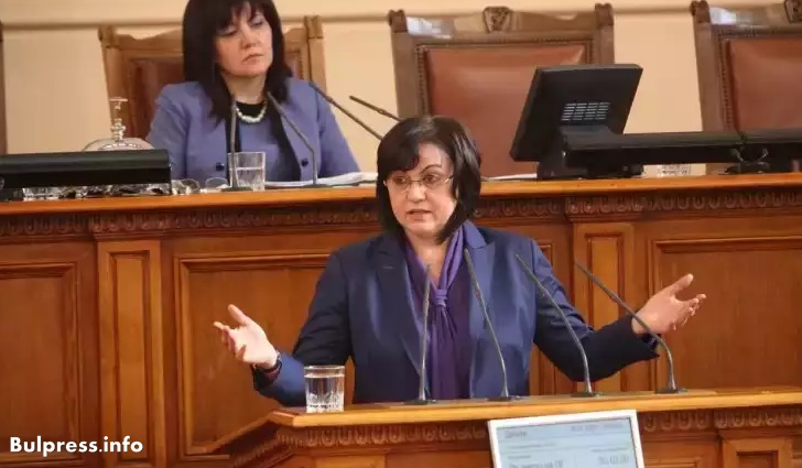 Корнелия Нинова: Да гарантираме на народа си и на Европа- мир, спокойствие и просперитет