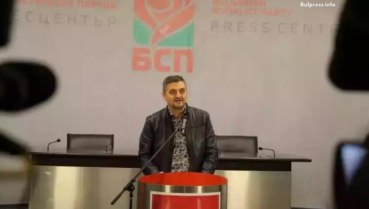 Кирил Добрев: ГЕРБ за пореден път нагло и арогантно погазват изборните правила