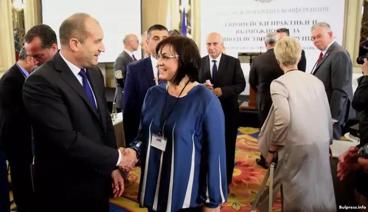 Корнелия Нинова: Европейска България означава европейски стандарти за борба с корупцията