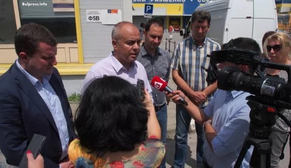 Георги Свиленски: Ще поставим въпросите за Български пощи пред директора на предприятието, министъра на транспорта и премиера
