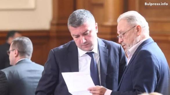 Драгомир Стойнев към Нанков: Ще станете ли зам.-министър в МРРБ?
