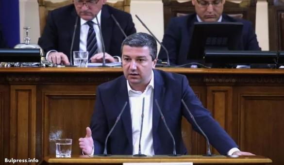 Драгомир Стойнев: Подхвърлената офертата за промяна в здравеопазването но ГЕРБ не се приема от никой