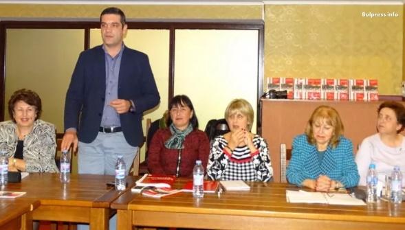 Социалистки от четири области обсъдиха участието на жените в местните избори