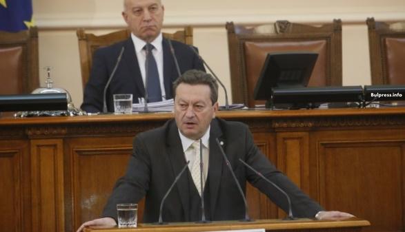 """Таско Ерменков: """"БСП за България"""" ще подкрепи промените в енергийната стратегия"""