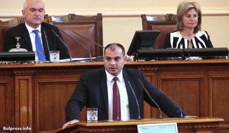 Филип Попов: ГЕРБ искат да си осигурят служебна победа на изборите