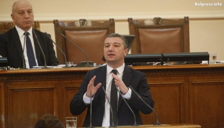 Драгомир Стойнев: БСП настоява машинното гласуване да бъде въведено изцяло, още сега