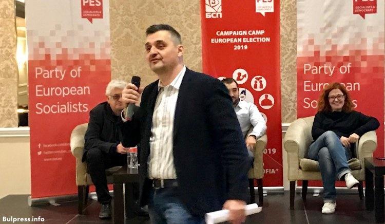 Кирил Добрев: ГЕРБ е най-мразената партия в България и БСП има шанс да я свали от власт