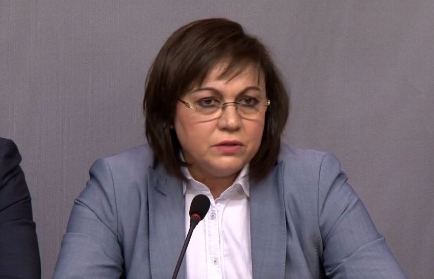 Корнелия Нинова обяви тревога и всеобща мобилизация за общ фронт за честни избори
