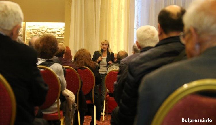 Елена Йончева: Има надежда за България, има и алтернатива и това сме ние