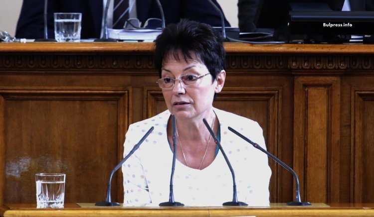 Ирена Анастасова: Ще се върнем в парламента като победители на предстоящите избори