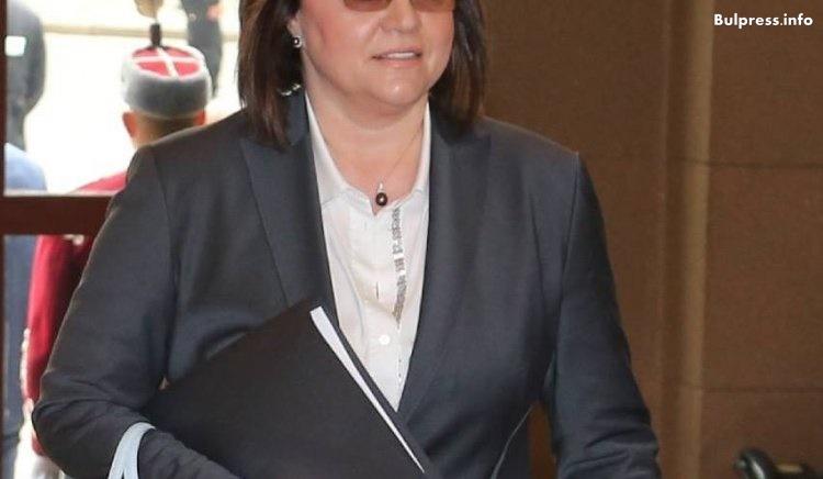Корнелия Нинова: КСНС показа ясно статуквото срещу промяната