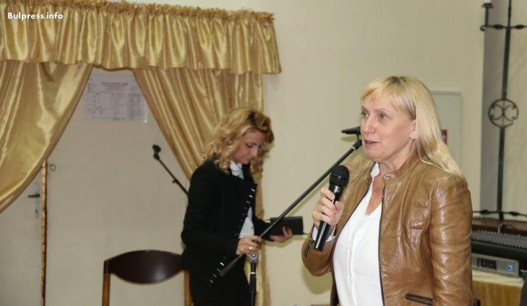 Йончева в Кюстендил: Да се включим в битката за справедливост сега - на 26 май