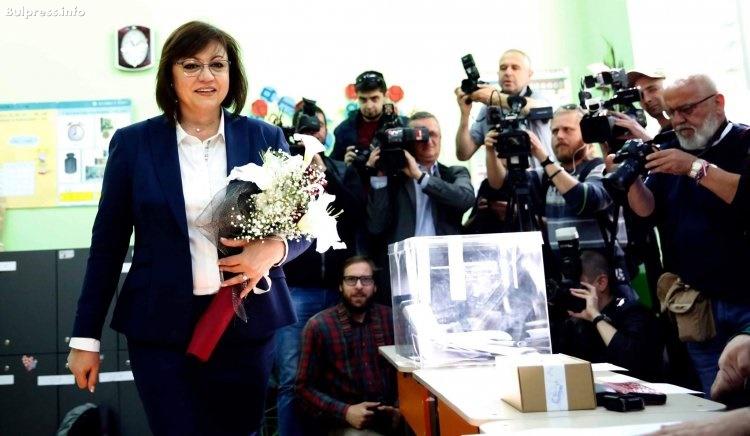 Корнелия Нинова: Гласувах за промяна и за справедливост
