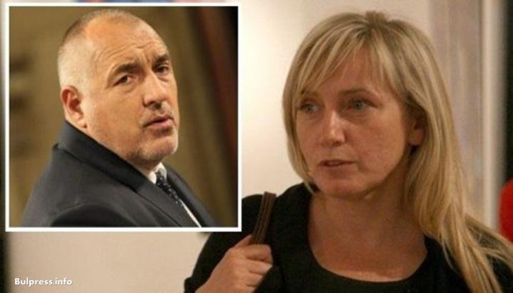 Елена Йончева за Борисов: След 10 години ще ни е срам да изричаме името му