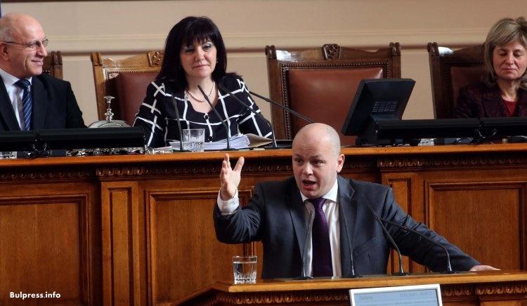 Александър Симов към ГЕРБ: С финансови репресии няма да попречите на БСП