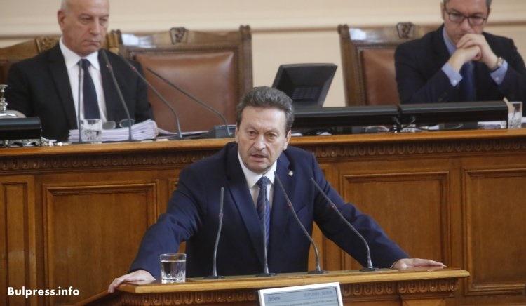 Таско Ерменков: Няма как да говорим за подобряването на националната сигурност, когато статутът на военните не е на ниво