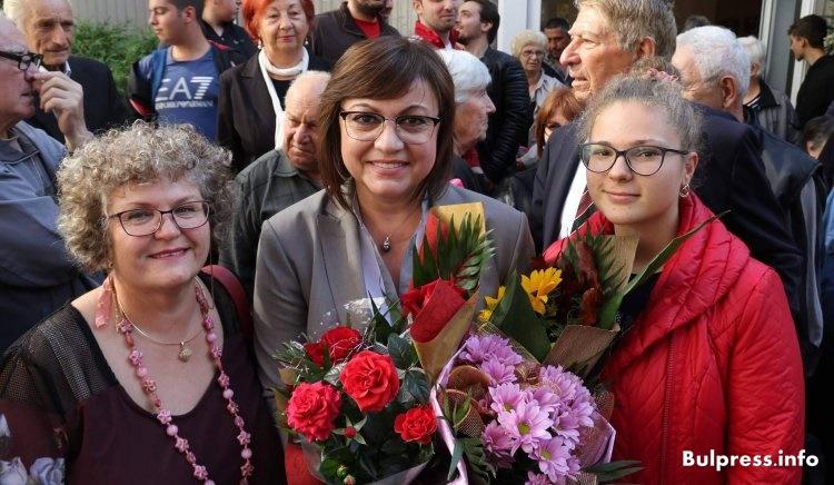 Корнелия Нинова: Нашите кметове ще намалят местните данъци и такси