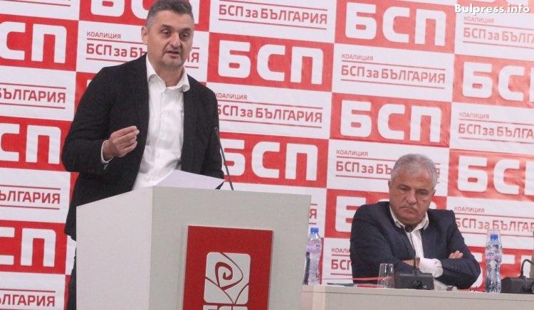 Кирил Добрев: Входът на БСП за местната власт е през областните градове