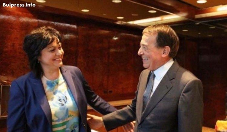 Световни и европейски лидери пожелаха бързо възстановяване на Корнелия Нинова